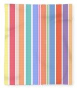 Geometric Art 414 Fleece Blanket