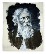 George Macdonald Fleece Blanket