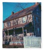 Gettysburg Series Weikert House Fleece Blanket