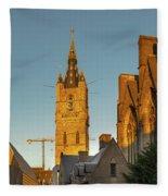 Ghent3 Fleece Blanket