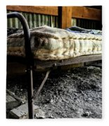 Ghost Town Accommodations  Fleece Blanket