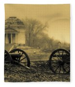 Ghosts Of Vicksburg Fleece Blanket