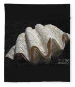 Giant Clam Fleece Blanket