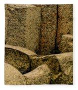 Giant's Causeway #3 Fleece Blanket