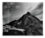 Giant's Causeway 4 Fleece Blanket
