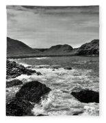 Giant's Causeway 5 Fleece Blanket