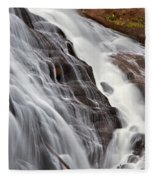 Gibbon Falls Fleece Blanket