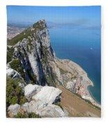 Gibraltar Fleece Blanket