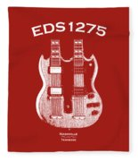 Gibson Eds 1275 Fleece Blanket
