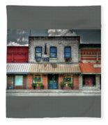 Giddings, Texas Fleece Blanket