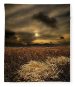 Gift Of Light Fleece Blanket
