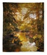 Gilded Fleece Blanket