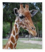 Giraffe Youth Fleece Blanket