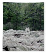 Glacier Rock 2 Fleece Blanket