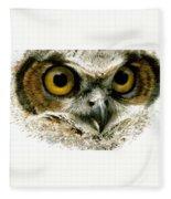 Glance Fleece Blanket