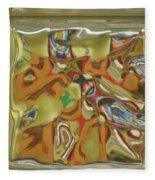 Glass Block Fleece Blanket