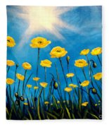 Gleaming Fleece Blanket