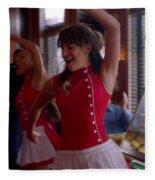 Glee Fleece Blanket
