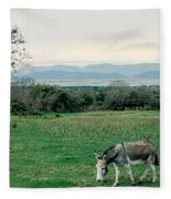Glenbeigh Ireland Fleece Blanket