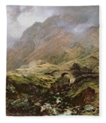 Glencoe Fleece Blanket