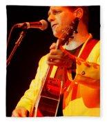 Glenn Frey-1009 Fleece Blanket