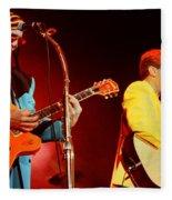 Glenn Frey Joe Walsh-1001 Fleece Blanket