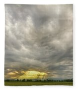 Glimmer Of Hope Fleece Blanket