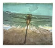 Glistening In Nature Fleece Blanket