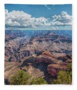 Glorious Grand Canyon Fleece Blanket