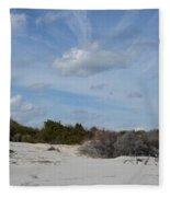 Glory Beach Fleece Blanket