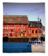 Gloucester Industry Fleece Blanket