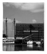 Gloucester Warehouse 2 Fleece Blanket