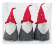 Gnomes Fleece Blanket