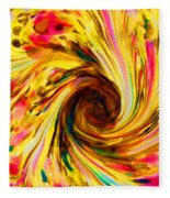 Go Ask Alice Fleece Blanket