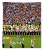 Go Vols Fleece Blanket