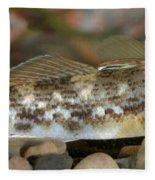 Goby Fish Fleece Blanket