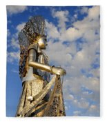 Goddess Isthmus Fleece Blanket