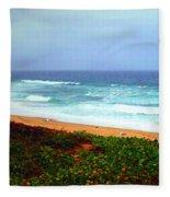 Going Coastal Fleece Blanket