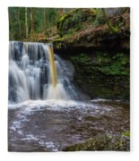 Goit Stock Waterfall Fleece Blanket