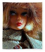 Gold N Glamour Fleece Blanket