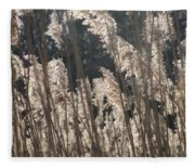 Golden Brown Fleece Blanket