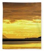 Golden Fleece Blanket