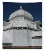 Golden Gate Conservatory Fleece Blanket