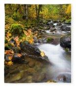Golden Grove Fleece Blanket
