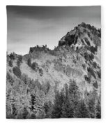 Golden Trail Crater Lake Rim Fleece Blanket