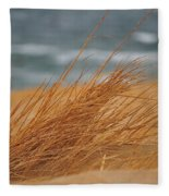 Golden View Fleece Blanket