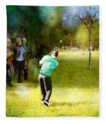 Golf Vivendi Trophy In France 02 Fleece Blanket