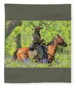 Goliad 2 Fleece Blanket