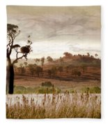 Gondwana Boab Fleece Blanket