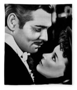Gone With The Wind Fleece Blanket
